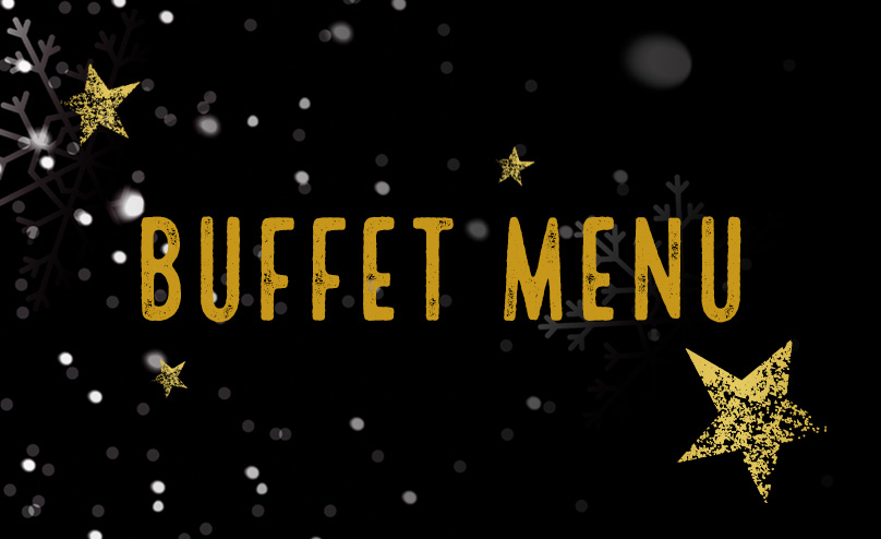 Buffet at The Rocket