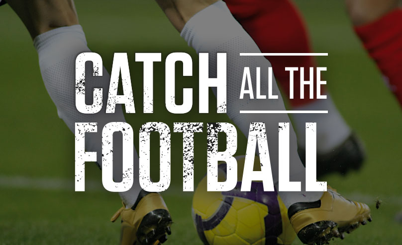 Watch Football at The Rocket