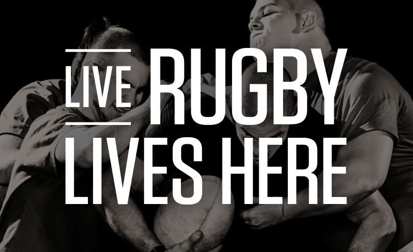 Watch Rugby at The Rocket