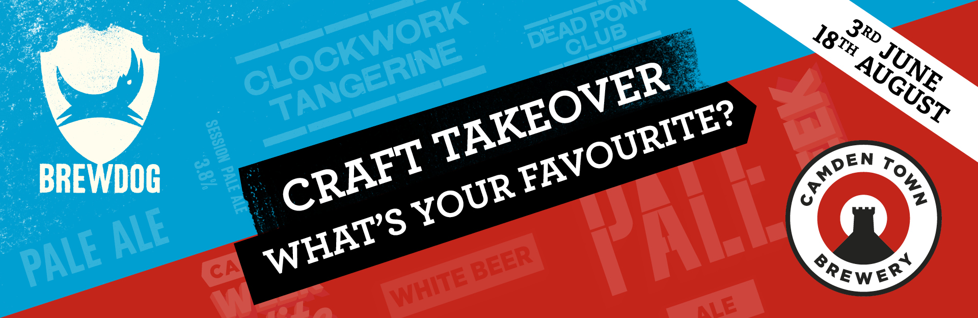 Craft Takeover at The Rocket