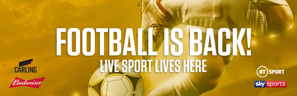 Watch live football at The Rocket